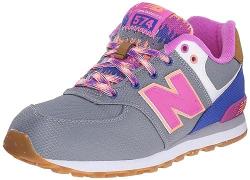 zapatillas casual de niños kl574 new balance