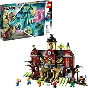 LEGO Hidden Side Newbury Haunted High School 70425 Building Kit, School Playset for 9+ Year Old Boys and Girls, Interactive Augmented Reality Playset (1,474 Pieces)