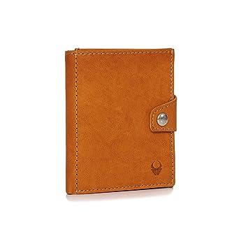 1f2bad9a67afd DONBOLSO Wallety Leder Geldbörse - Geldbeutel klein mit RFID Schutz - Platz  für 11 Karten -