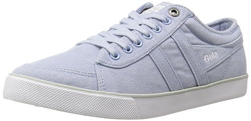 Gola Comet Canvas, Women's Low-Top Sneakers, Blue (Kentucky Blue),