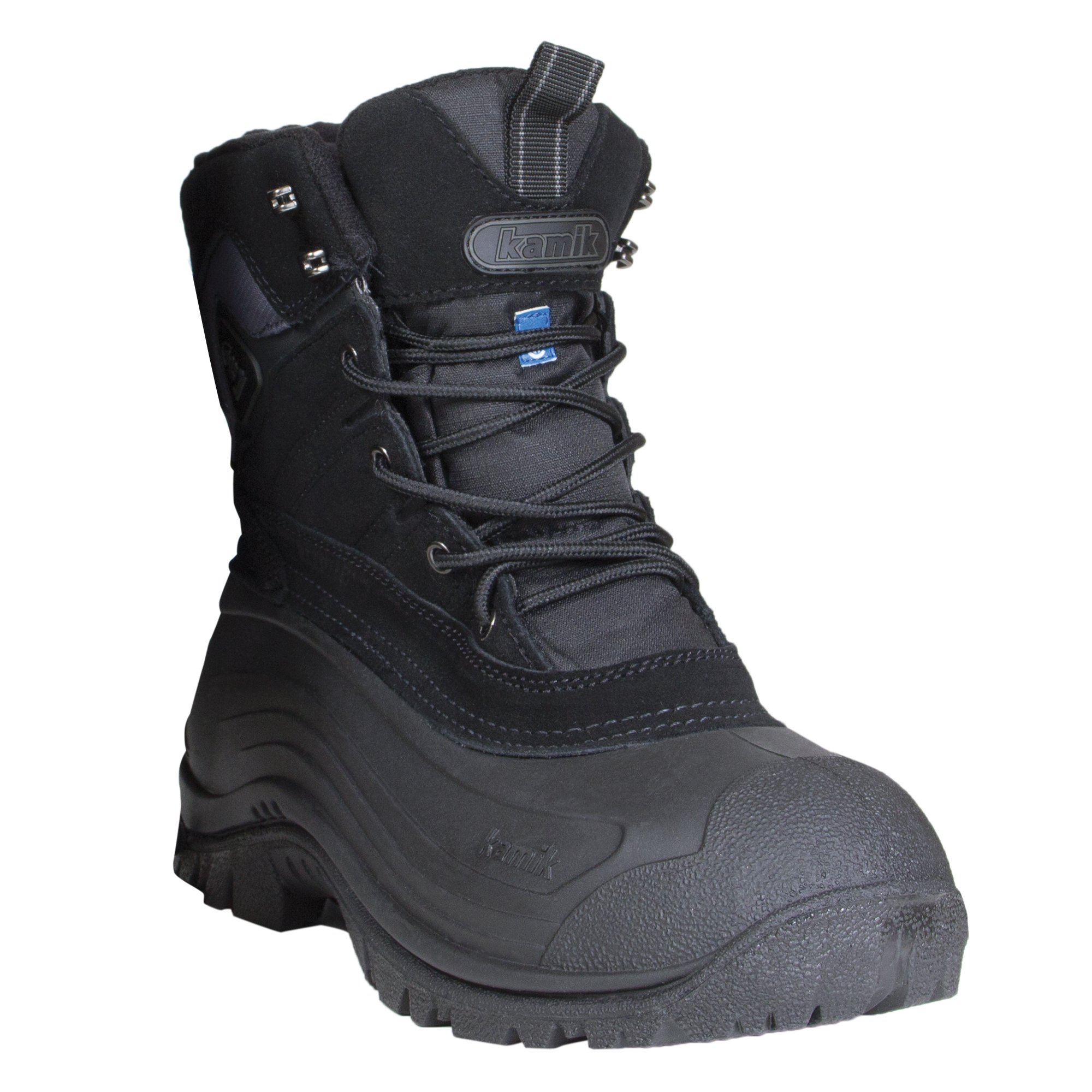 RefrigiWear Men's Pedigree Pac Boot, Black, 11 US by Refrigiwear