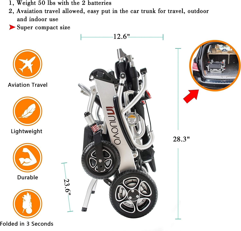 Cargador de batería para Scooter Camion 24 V 2 A para Go-Go Elite Traveler...