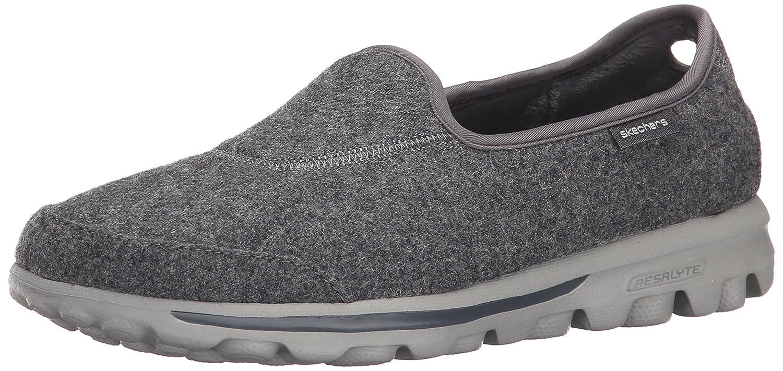 Ir A Pie De Composición Slip-on Skechers Funcionamiento De Las Mujeres De Zapatos Para Caminar YUwy63y