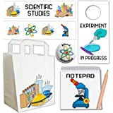 AK Giftshop Science Party/Goody Bag With Fillers - Boys Girls Children's Birthday Events