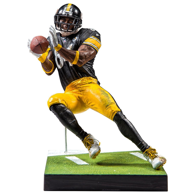 Pittsburgh Steelers, Antonio Brown Madden NFL 17 Series 3 Ultimate Team Figure Mcfarlane Toys 75713-2