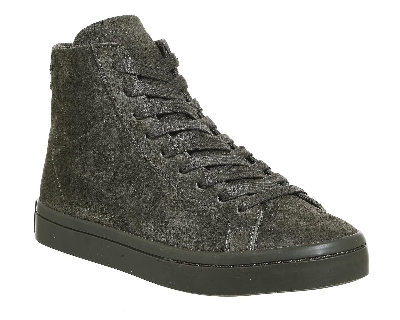 best website 86d1e 48f2a adidas Court Vantage Mid Amazon.co.uk Shoes  Bags