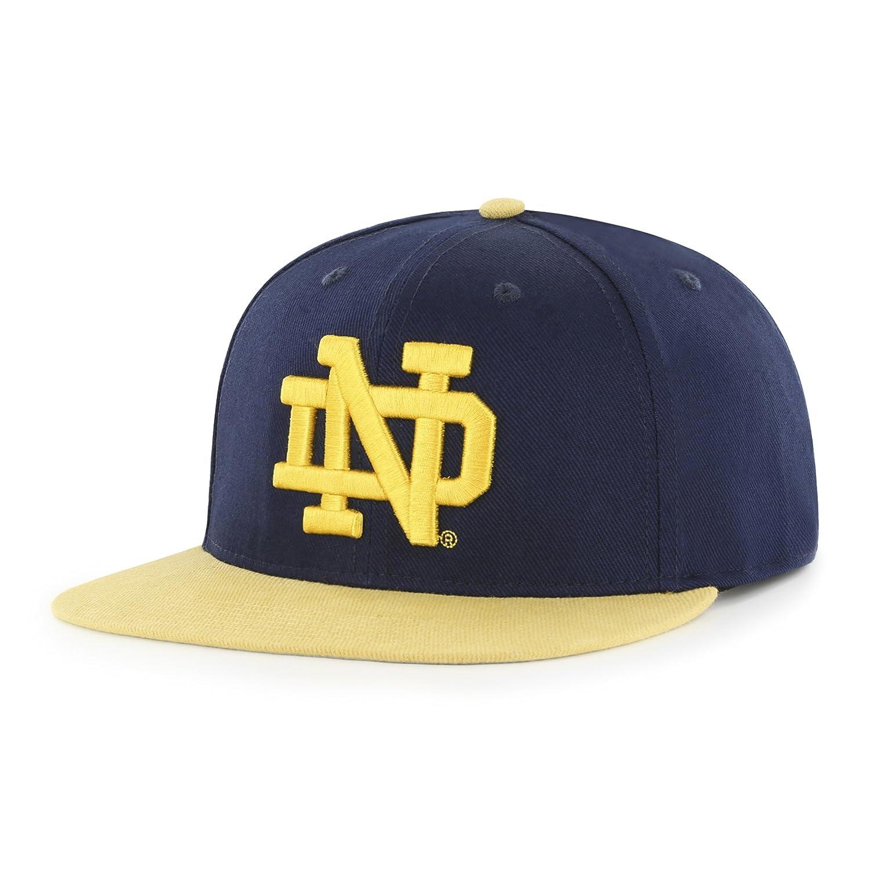 OTS NCAA Adult Men's Gallant Varsity Snapback Adjustable Hat