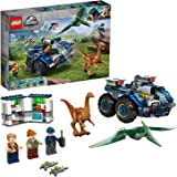 LEGO Gallimimus and Pteranodon Breakout Building Kit