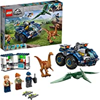 LEGO Jurassic World Gallimimus and Pteranodon Breakout​ 75940 Dinosaur building set, Toy for Boys and Girls 7+ years old (391 pieces)