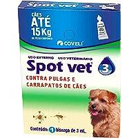 Spotvet 3 1 Bisnaga Coveli para Cães