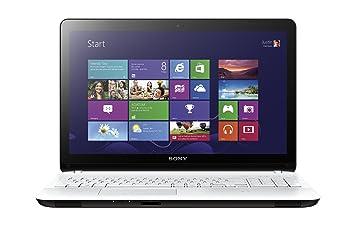 64b7cd31a2e2 Sony Vaio Fit 15 E 15-inch Touchscreen Laptop (White) - (Core i3 Processor,  4GB RAM, 500GB HDD , Windows 8)