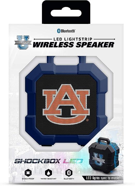 Prime Brands Group NCAA Unisex-Adult Wireless Bluetooth Speaker