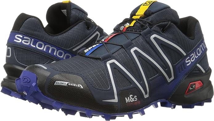 SALOMON Speedcross 3 CS, Scarpe da Corsa Uomo, 46 EU: Amazon