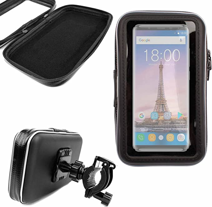 DURAGADGET Funda + Montaje Rotatorio para Bici De Montaña para Smartphone OUKITEL K5000: Amazon.es: Electrónica