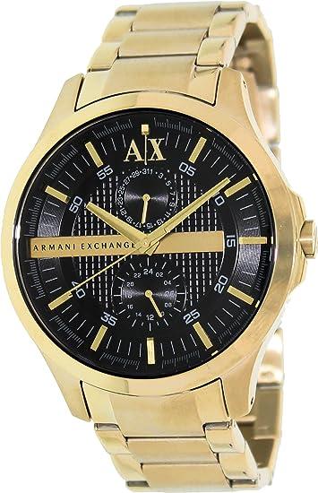 96bdc9f8d14f Armani Exchange AX2122 Hombres Relojes  Armani Exchange  Amazon.es ...