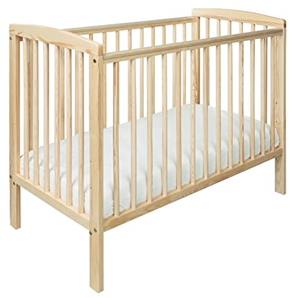 new product 72688 c0d7a Kinder Valley Sydney Compact Cot (Natural)