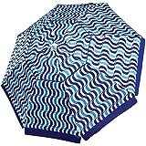 Nautica 7 Foot Beach Umbrella - Blue