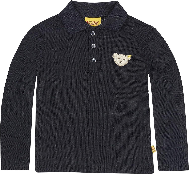 Steiff Collection Basic Unisex Baby Poloshirt 0006831