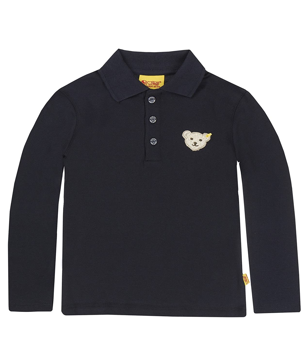 Steiff 0006831 Polo Shirt 1/1 Sleeves, Polo per bambini e ragazzi Steiff Collection