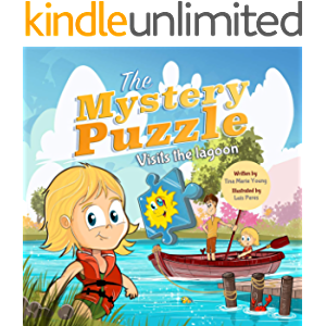 The Mystery Puzzle Visits the Lagoon (The Mystery Puzzle Series Book 4)