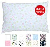 Toddler Pillows in Cute Designs (13x18) Washable