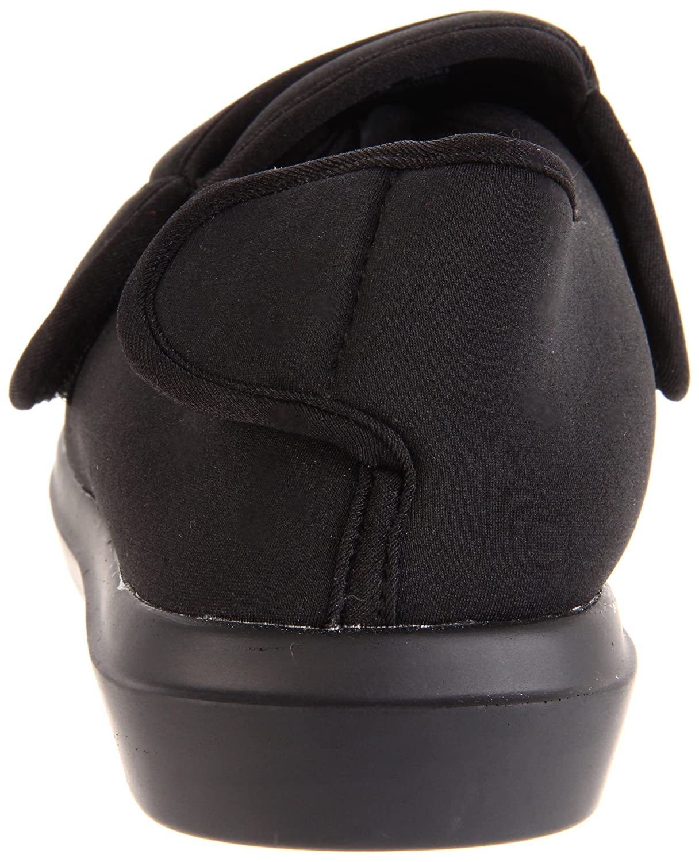 Propet Sneaker Women's Cronus Comfort Sneaker Propet B003CBZVB2 7.5 W US|Black 5b39a7
