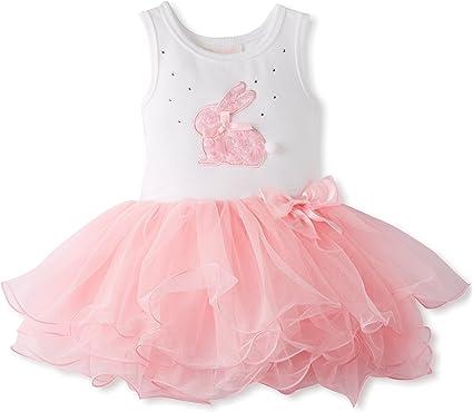 Bonnie Baby Girls Tutu Dress