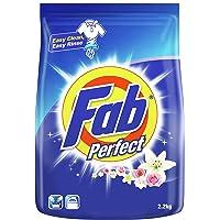 Fab Perfect Powder Detergent, Regular, 2.3kg