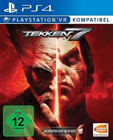 Namco Bandai Games TEKKEN 7 Básico PlayStation 4 Alemán vídeo ...