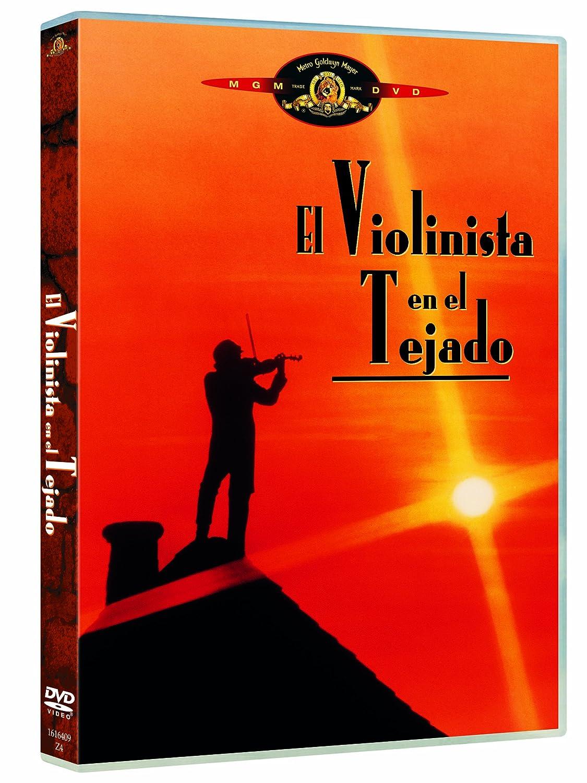 El Violinista En El Tejado [DVD]