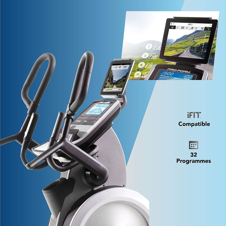 ProForm Bicicleta elíptica Cardio HIIT: Amazon.es: Deportes y aire libre