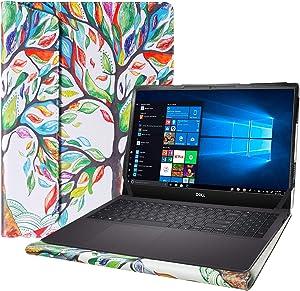 "Alapmk Protective Case for 15.6"" Dell Inspiron 15 7590 7591 5590 5598/Latitude 5500 5501 5510 5511/Vostro 15 5590 7590/Precision 3540 3541 3550 3551 Laptop[Not fit inspiron 15 2-in-1 7590],Love Tree"