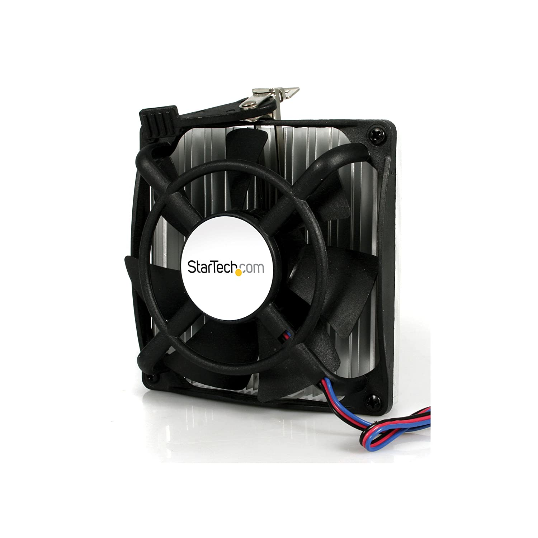 StarTech.com Ventilateur d'unité centrale à roulement à bille AMD 92 x 25 mm avec connecteur TX3 (FANK8AM2)
