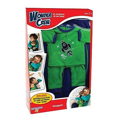 Wonder Crew Adventure Pack - Snuggler: Toys & Games