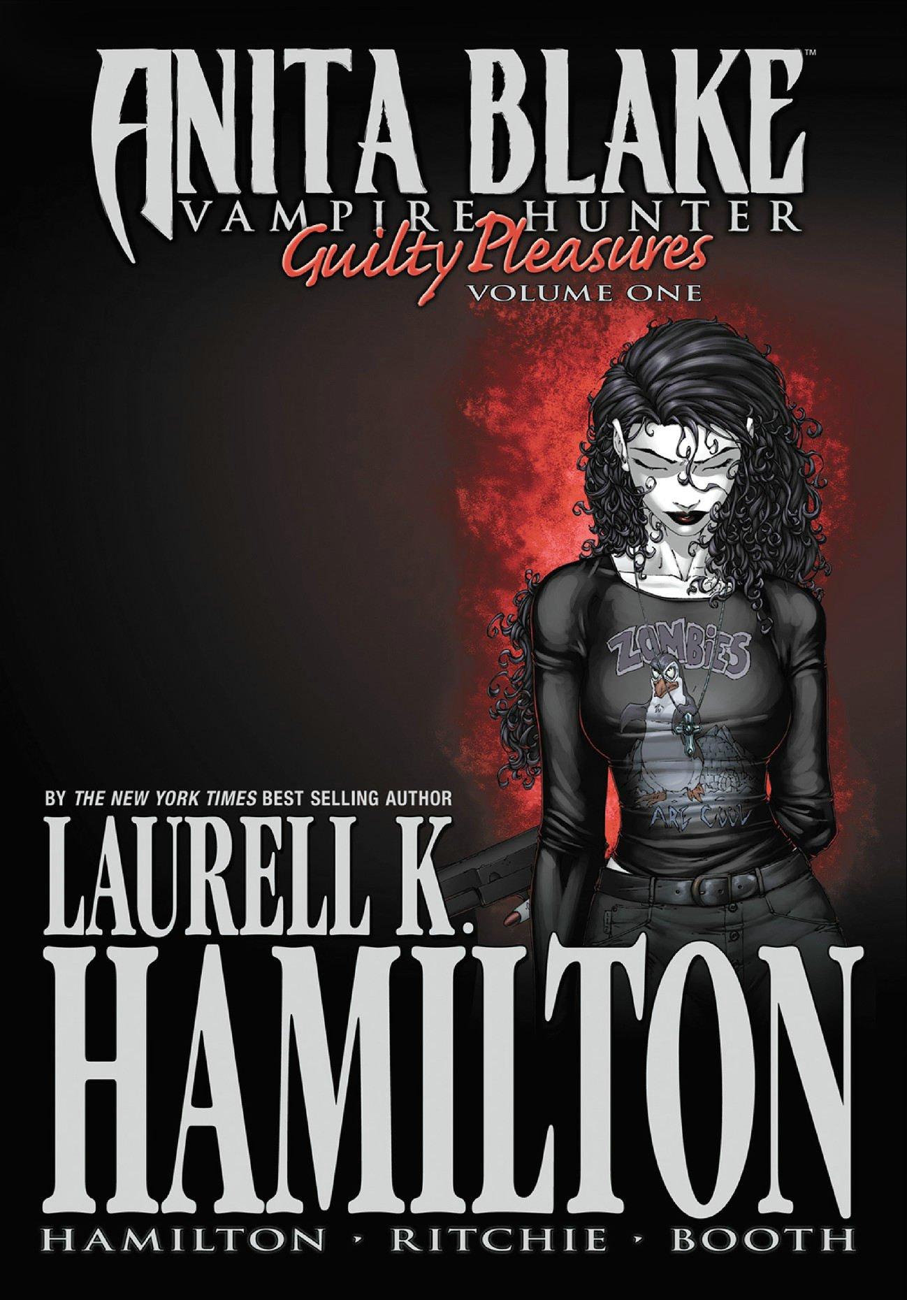 Read Online Anita Blake, Vampire Hunter: Guilty Pleasures, Vol. 1 (Graphic Novel) pdf