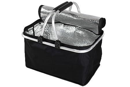 Amazinggirl Cesta Picnic Bolsas termicas - congelados cestas ...