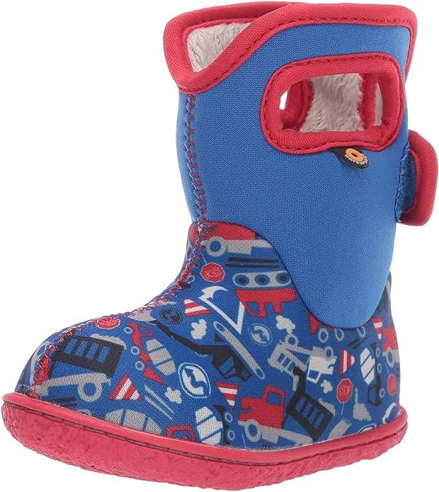 BOGS Unisex-Kinder Baby Waterproof Snowboot Regenstiefel