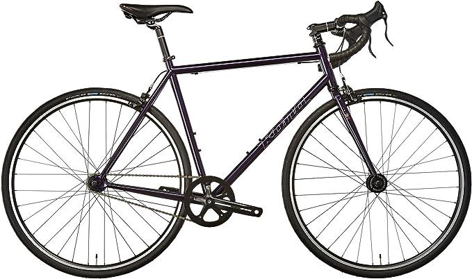 Kona Paddy Wagon - Bicicleta urbana - Drop violeta Tamaño del ...