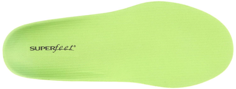 Superfeet Wide Green Plantillas-Cómodas, Verde (Wide Green), H (50-52 EU)