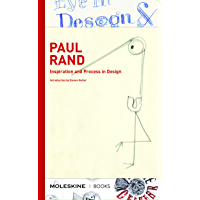 Paul Rand: Inspiration & Process in Design book cover