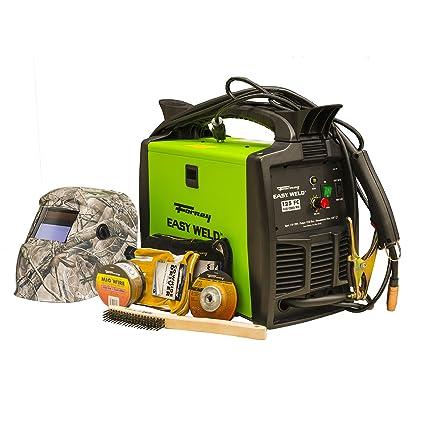 Forney 29901 125 FC, 15000 W, 120 V, Kit de soldadura MIG