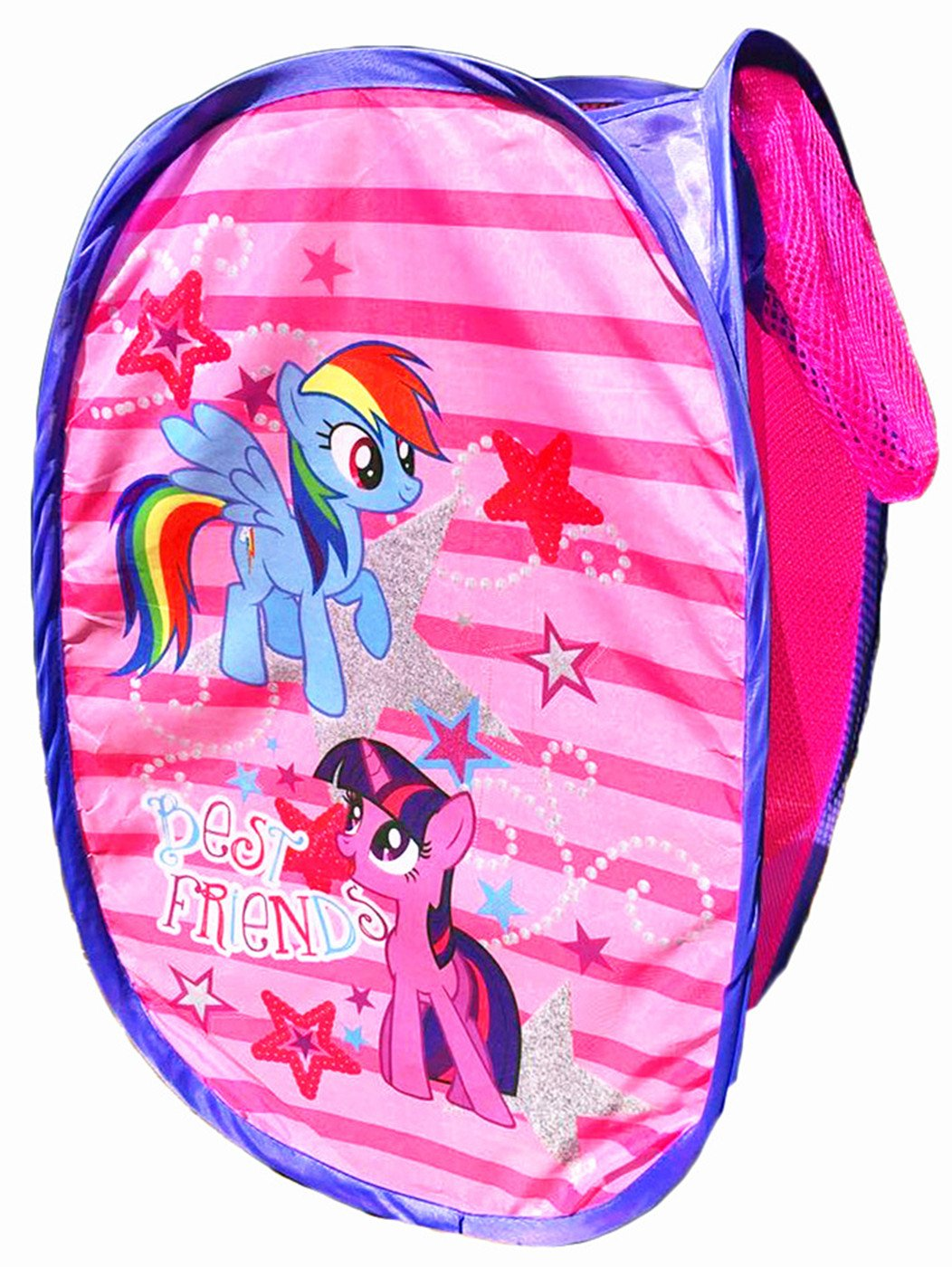 My Little Pony Pop up Hamper in Pink