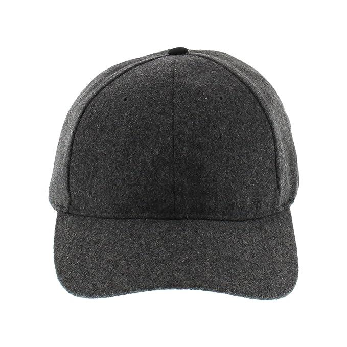 8da2e9a0a Gertex Luxurious Fitted Molten Styled Wool Baseball Hat