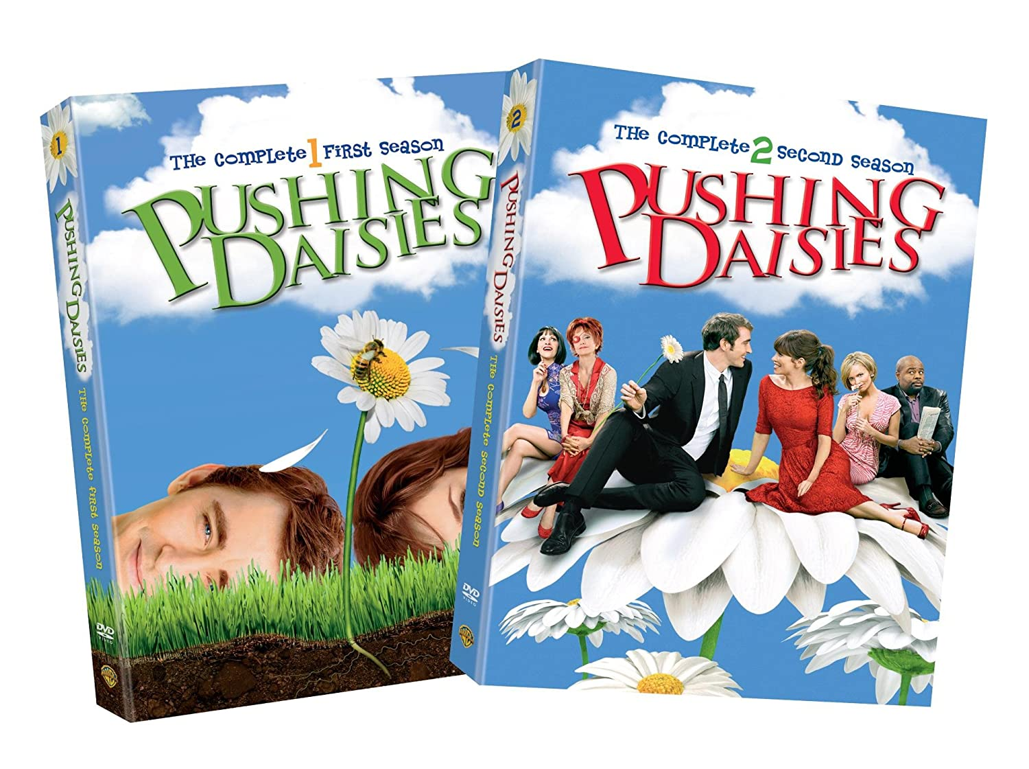 e8f466c2885e Amazon.com  Pushing Daisies  The Complete First and Second Seasons  Lee  Pace