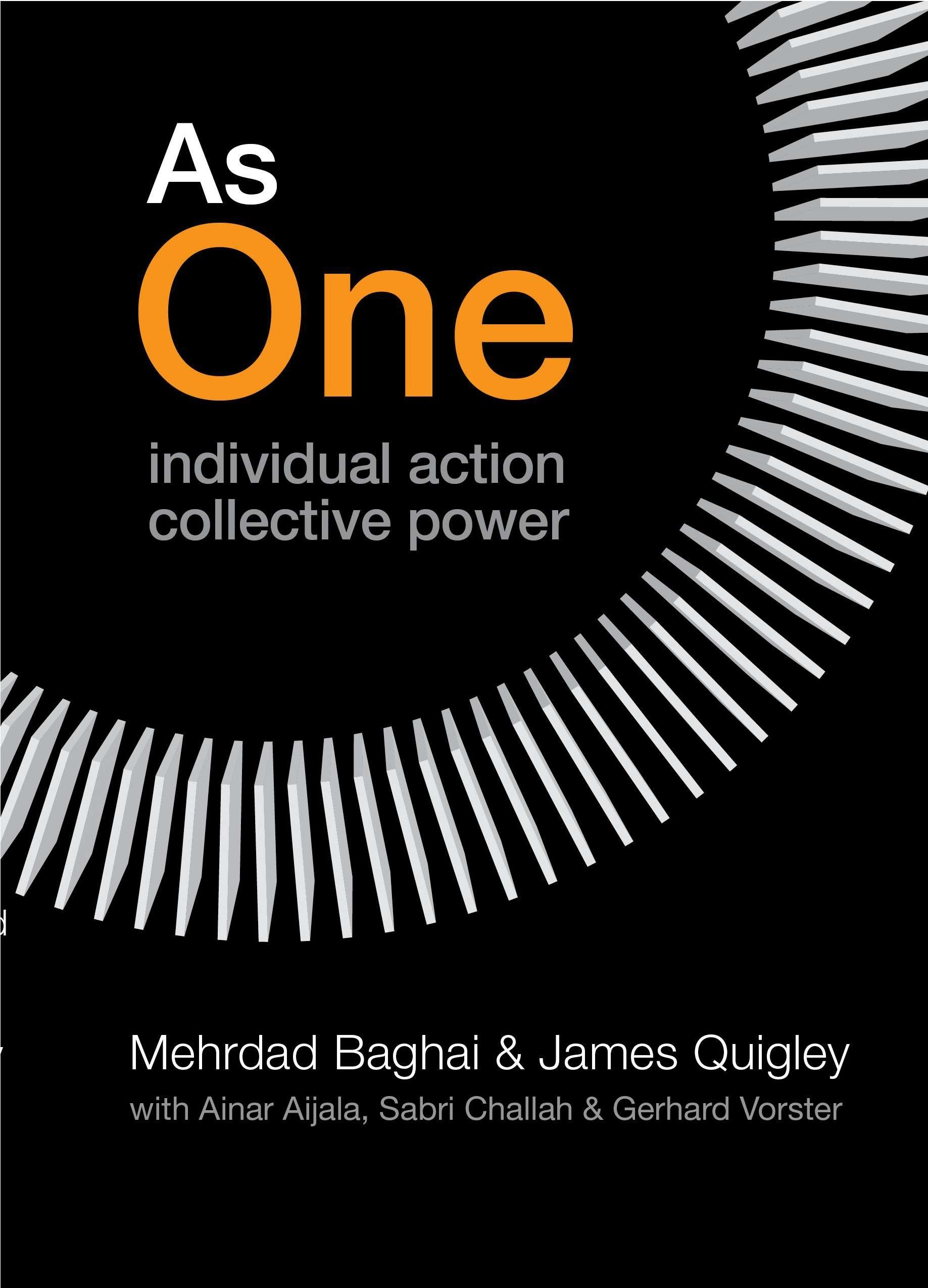 Read Online As One: Individual Action Collective Power ebook