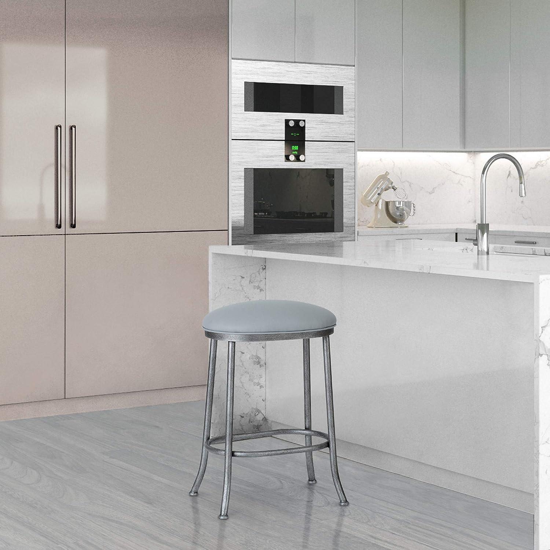 Peachy Amazon Com Taylor Gray Savona 26 Counter Height Metal Ncnpc Chair Design For Home Ncnpcorg