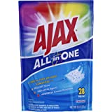 Ajax All-in-One Dishwasher Detergent Packs, Fresh Scent - 28 count (5 Pack)
