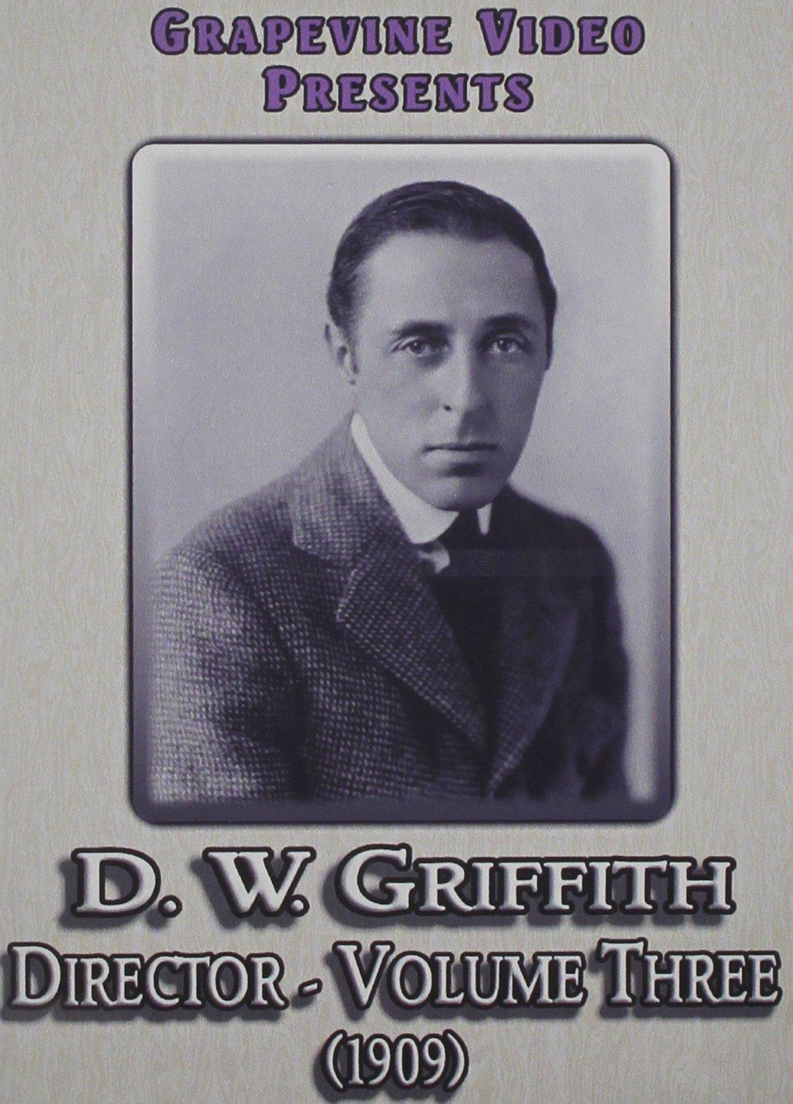 DVD : D.w. Griffith: Director: Volume 3 (Black & White, Silent Movie)