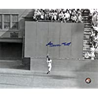 """$69 » San Francisco/New York Giants Willie Mays Autographed""""The Catch"""" 8x10 Photograph (unframed) Willie Mays & Sports Gallery COA"""