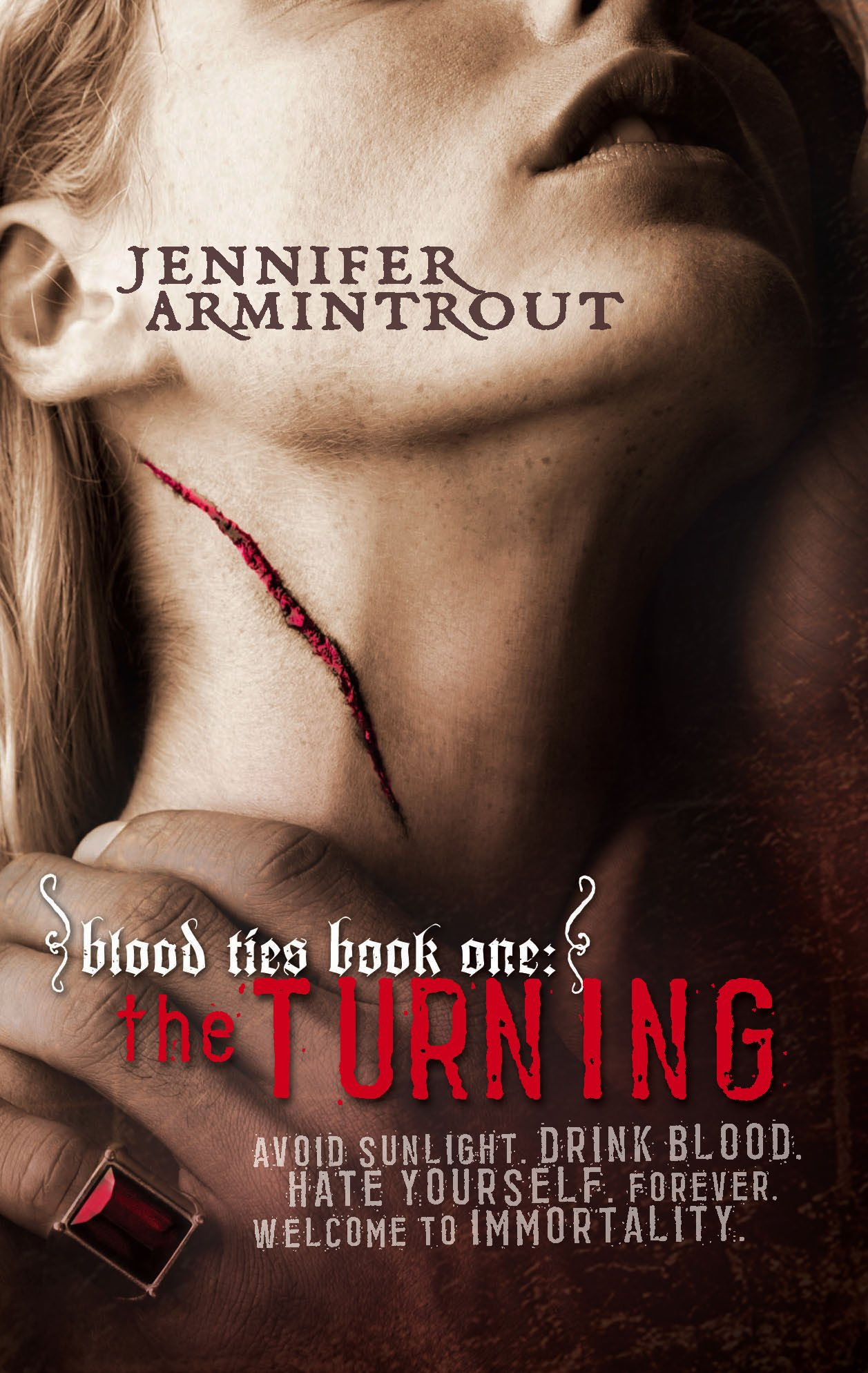 The Turning (Blood Ties) pdf